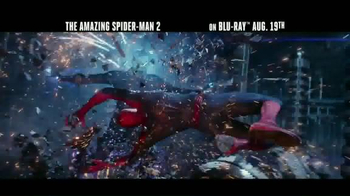 The Amazing Spider-Man 2 Blu-ray and DVD TV Spot - Thumbnail 9