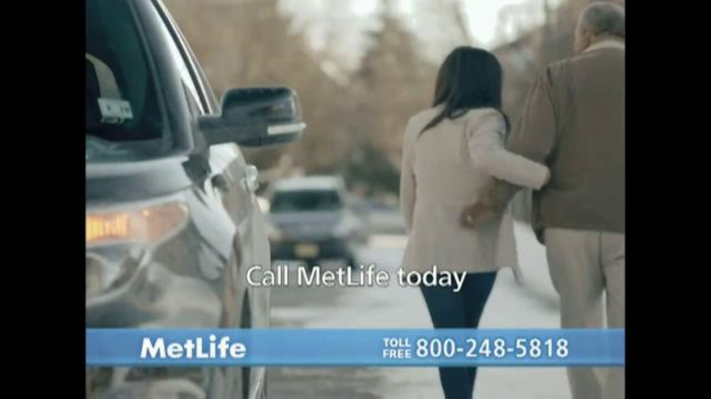 MetLife TV Commercial, 'Guaranteed Acceptance'