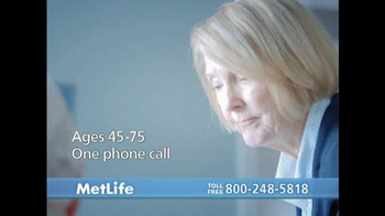 MetLife TV Spot, 'Guaranteed Acceptance' - Thumbnail 3