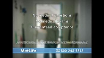 MetLife TV Spot, 'Guaranteed Acceptance' - Thumbnail 4