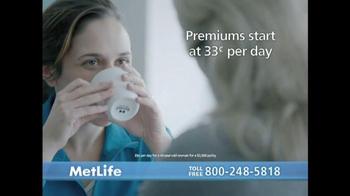 MetLife TV Spot, 'Guaranteed Acceptance' - Thumbnail 5