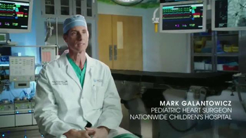 Nationwide Children\'s TV Spot, \'Pediatrics\'