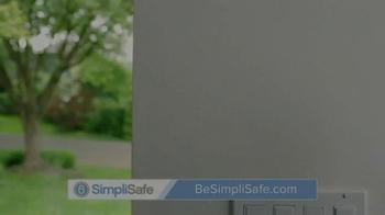 SimpliSafe Home Security TV Spot, 'Total Security' - Thumbnail 1