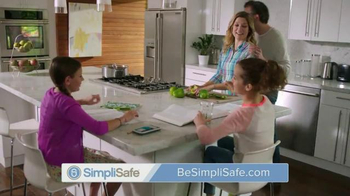 SimpliSafe Home Security TV Spot, 'Total Security'