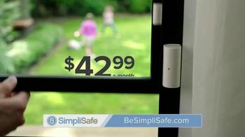 SimpliSafe Home Security TV Spot, 'Total Security' - Thumbnail 6