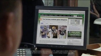 ESPN Fantasy Football TV Spot, 'Lie Detector' - Thumbnail 5