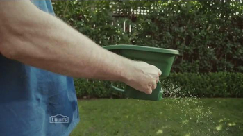 Lowe's TV Spot, 'Spread Now Spring Later' - Thumbnail 1