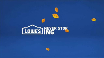 Lowe's TV Spot, 'Spread Now Spring Later' - Thumbnail 10