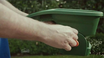 Lowe's TV Spot, 'Spread Now Spring Later' - Thumbnail 2
