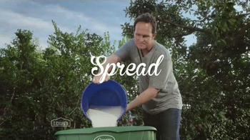 Lowe's TV Spot, 'Spread Now Spring Later' - Thumbnail 3