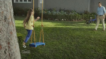 Lowe's TV Spot, 'Spread Now Spring Later' - Thumbnail 6