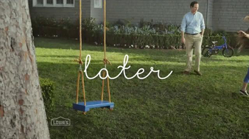Lowe's TV Spot, 'Spread Now Spring Later' - Thumbnail 7