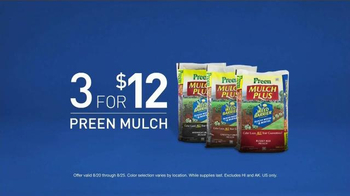 Lowe's TV Spot, 'Spread Now Spring Later' - Thumbnail 9