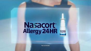 Nasacort Allergy 24HR TV Spot, '7 Day Challenge' - Thumbnail 2