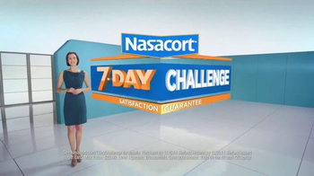 Nasacort Allergy 24HR TV Spot, '7 Day Challenge' - 855 commercial airings