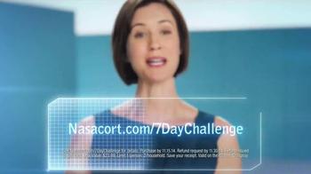 Nasacort Allergy 24HR TV Spot, '7 Day Challenge' - Thumbnail 7
