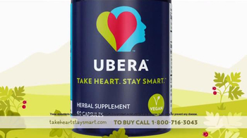 Ubera TV Spot, 'Take Heart. Stay Smart.' - Thumbnail 10
