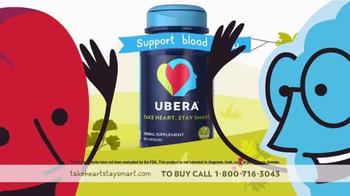 Ubera TV Spot, 'Take Heart. Stay Smart.' - Thumbnail 8