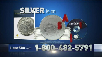 Lear Capital Silver on Sale TV Spot - Thumbnail 10