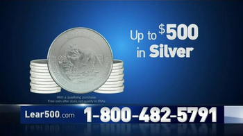 Lear Capital Silver on Sale TV Spot - Thumbnail 5
