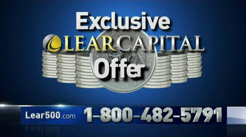 Lear Capital Silver on Sale TV Spot - Thumbnail 8