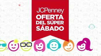 JCPenney Oferta del Súper Sábado TV Spot [Spanish] - Thumbnail 1