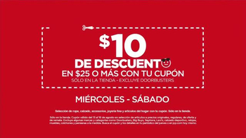 JCPenney Oferta del Súper Sábado TV Spot [Spanish] - Thumbnail 2