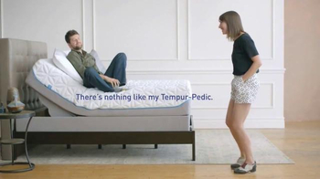 Tempur-Pedic Live It Up Event TV Spot, 'My Tempur-Pedic' - Thumbnail 1