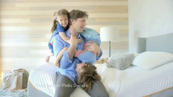Tempur-Pedic Live It Up Event TV Spot, 'My Tempur-Pedic' - Thumbnail 3