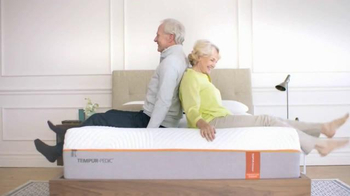 Tempur-Pedic Live It Up Event TV Spot, 'My Tempur-Pedic' - 8441 commercial airings