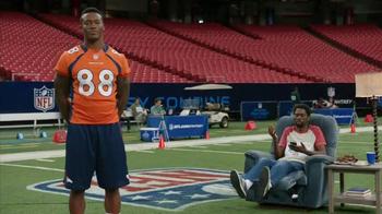 NFL Fantasy Football TV Spot, Featuring Demaryius Thomas - Thumbnail 3