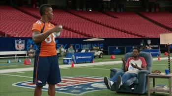 NFL Fantasy Football TV Spot, Featuring Demaryius Thomas - Thumbnail 4