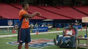 NFL Fantasy Football TV Spot, Featuring Demaryius Thomas - Thumbnail 5