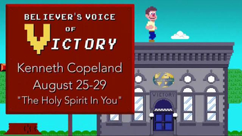 Kenneth Copeland Ministries 2014 Believer's Voice of Victory TV Spot - Thumbnail 9