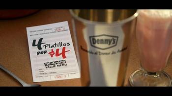Denny's Cuatro Platillos TV Spot, 'Equipo' [Spanish] - Thumbnail 10
