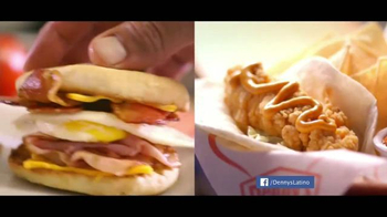 Denny's Cuatro Platillos TV Spot, 'Equipo' [Spanish] - Thumbnail 5