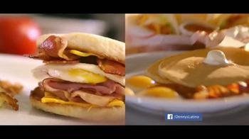 Denny's Cuatro Platillos TV Spot, 'Equipo' [Spanish] - Thumbnail 6