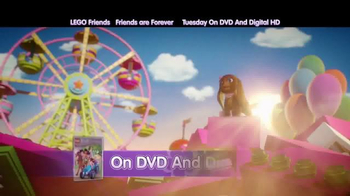 LEGO Friends: Friends are Forever DVD and Digital HD TV Spot - Thumbnail 1