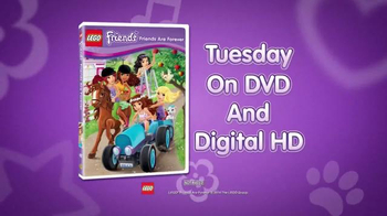 LEGO Friends: Friends are Forever DVD and Digital HD TV Spot - Thumbnail 10