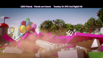 LEGO Friends: Friends are Forever DVD and Digital HD TV Spot - Thumbnail 4