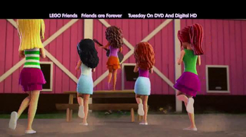 LEGO Friends: Friends are Forever DVD and Digital HD TV Spot - Thumbnail 7