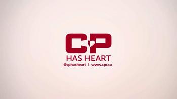 Canadian Pacific TV Spot, 'CP Has Heart' - Thumbnail 9