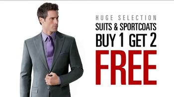 JoS. A. Bank TV Spot, 'August BOG2 Suits & Sportcoats' - Thumbnail 3