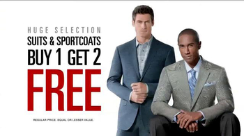 JoS. A. Bank TV Spot, 'August BOG2 Suits & Sportcoats' - Thumbnail 4