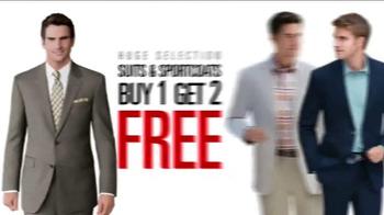 JoS. A. Bank TV Spot, 'August BOG2 Suits & Sportcoats' - Thumbnail 8