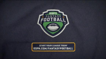 ESPN Fantasy Football TV Spot, 'Police Commissioner' - Thumbnail 10