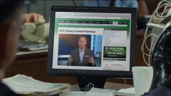 ESPN Fantasy Football TV Spot, 'Police Commissioner' - Thumbnail 3