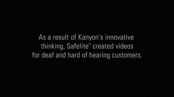 Safelite Auto Glass TV Spot, 'Kanyon's Story' - Thumbnail 8