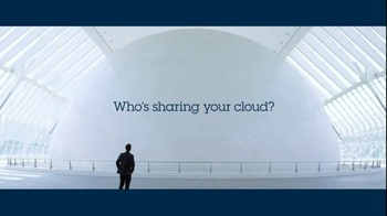 IBM Cloud TV Spot, 'Who's Sharing Your Cloud?' Feat. Dominic Cooper - Thumbnail 1