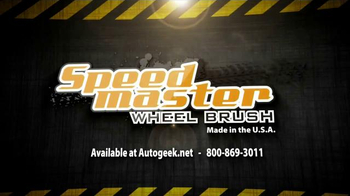 Autogeek.net Speed Master Wheel Brush TV Spot - Thumbnail 10